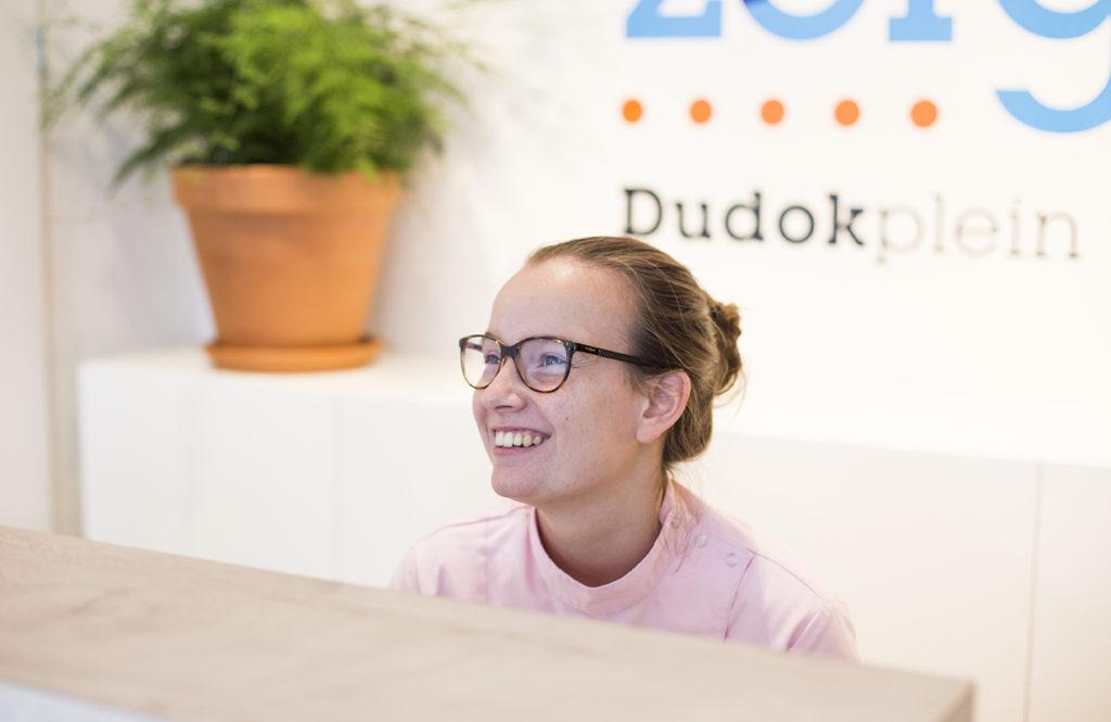 Tandarts Rotterdam - Naomi van der Steen